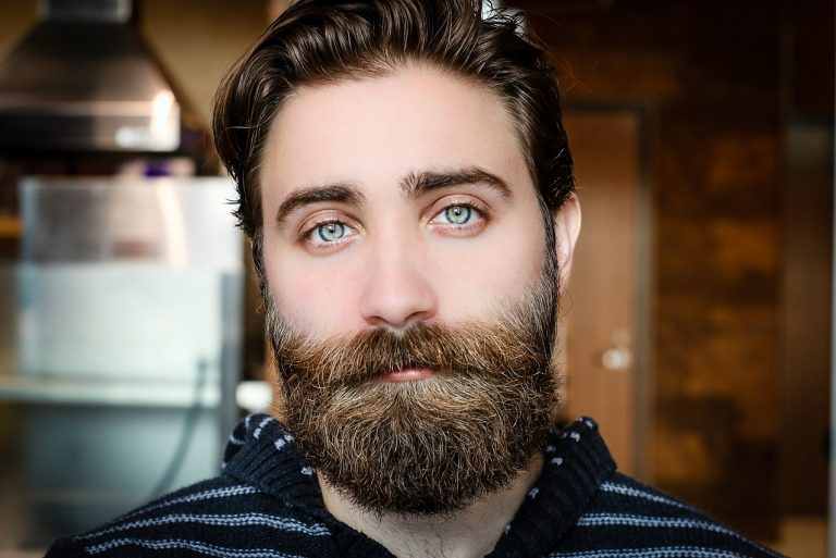 How to Grow a Beard for the First Time Naturally