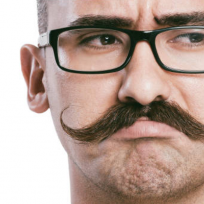 Steps To Grow And Style A Handlebar Mustache (With Pictures)