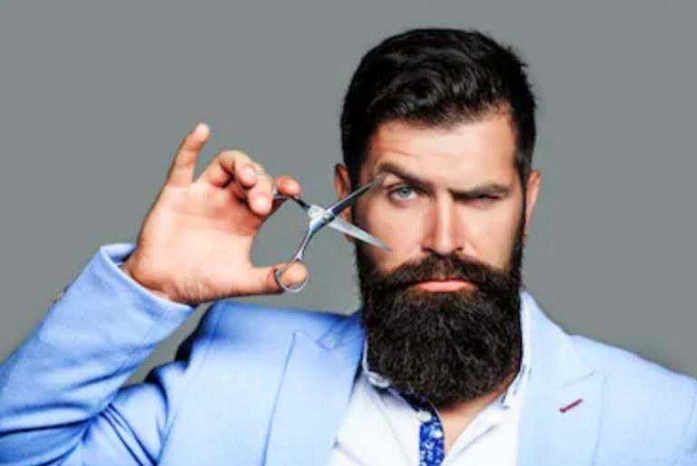 How to Make Your Beard Straight and Soft