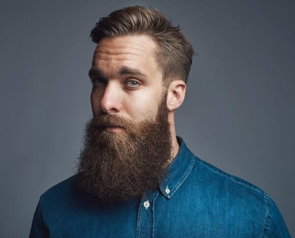 How to Get Rid of Beard Split Ends